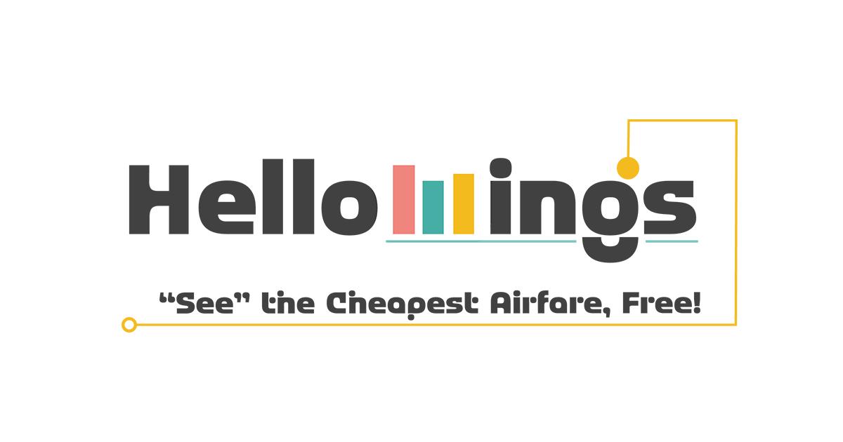 便宜機票 HelloWings Say Hello to your new Wings into the air